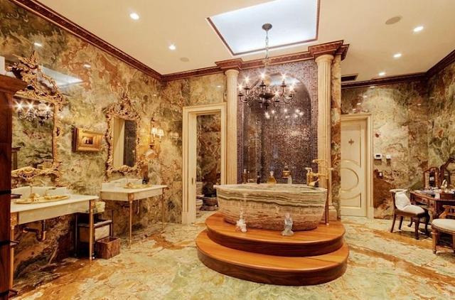 keramik kamar mandi terkini