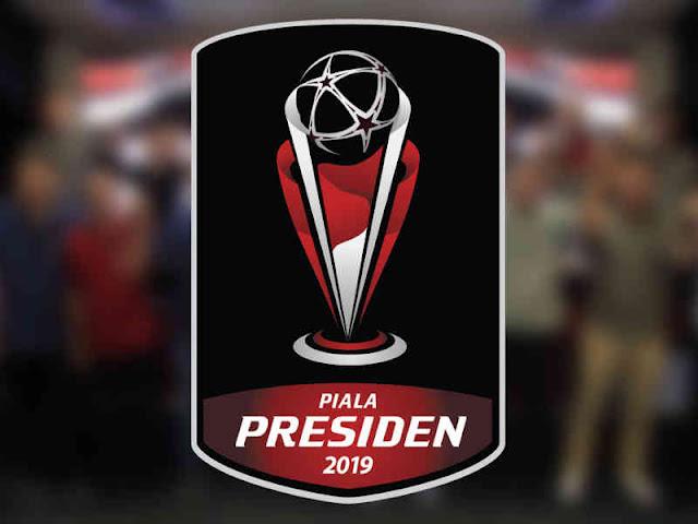 Inilah Hasil Drawing Babak 8 Besar Piala Presiden 2019