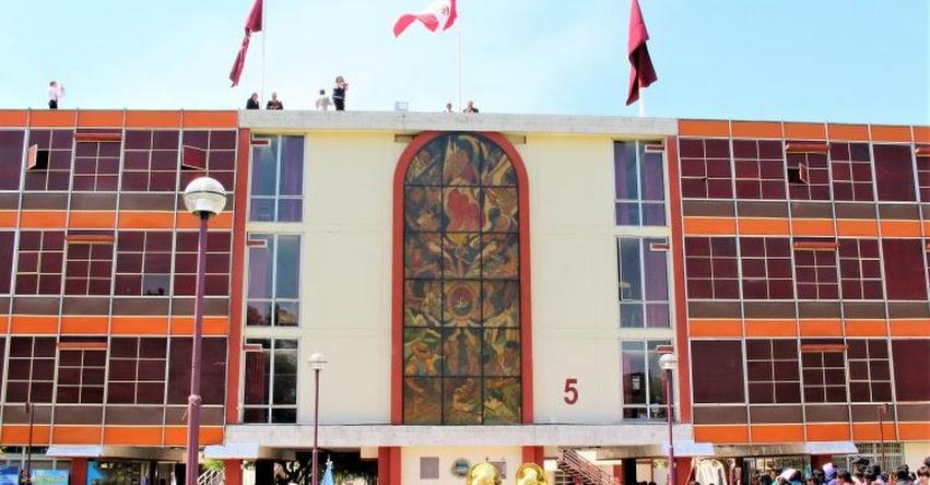 UNSA: La Universidad Nacional de San Agustín de Arequipa celebra su CXC Aniversario de fundación institucional - www.unsa.edu.pe