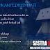 Puisis cinta terbaru MENOREHKAN PEDIH DI HATI | 34 Sastra Indonesia