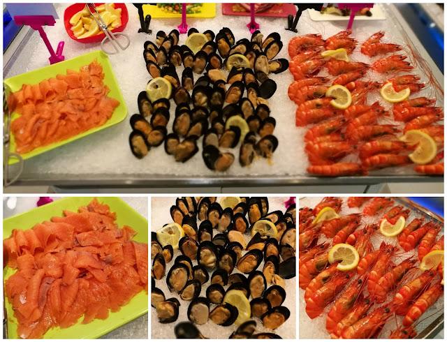 Buffet Ramadhan 2017 : Nook Aloft Kuala Lumpur Sentral