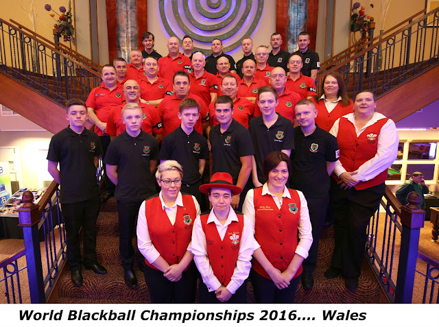 World Blackball Championships 2016 Wales