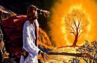 Моисей картинка