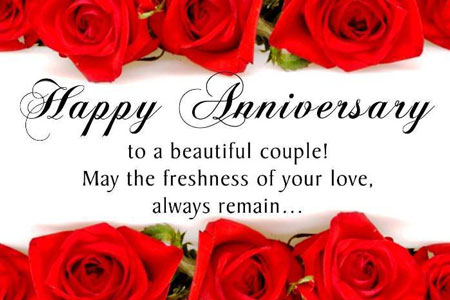 Parents Wedding Anniversary Wishes & Quotes from Daughter