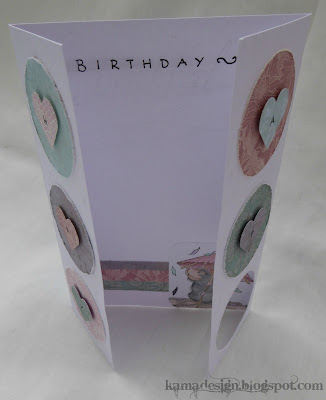 house mouse bday card inside