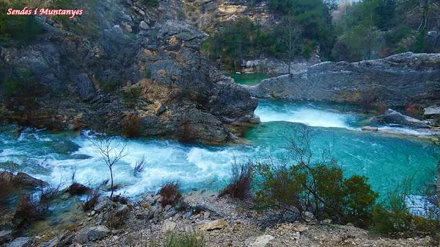 río Borosa, Pontones, Sierra de Cazorla, Jaén, Andalucía