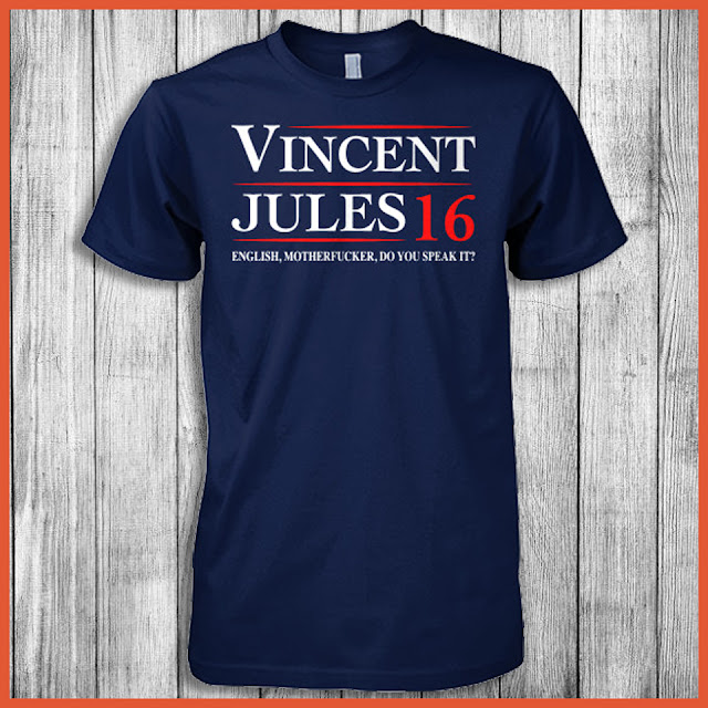 Vincent Jules 16 English, Motherfucker, Do You Speak It Shirt