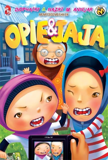 Opie dan Jaja  oleh Bophairy, Nazri M. Annuar