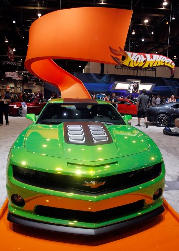 Updated: A Full-sized Hot Wheels Camaro From Chevrolet Is ...