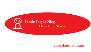 how linda ikeji started