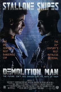 Ver El demoledor (Demolition Man) (1993) Online