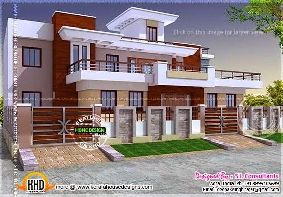 Gambar Contoh Desain Rumah Menurut Feng Shui  Rumah XY