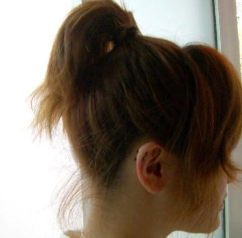 Efek Buruk Sering Mengikat Rambut