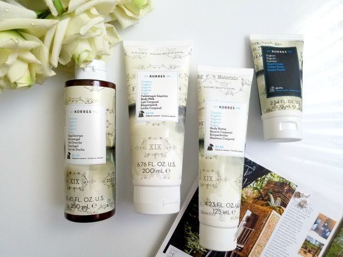 KORRES - Yoghurt Bodycare Collection Review 2 - Madame Keke The Luxury Beauty and Lifestyle Blog