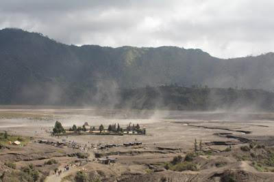 lokasi gunung bromo