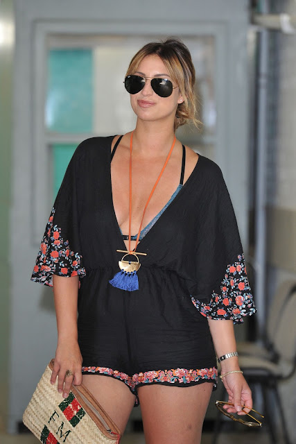 Ferne McCann – ITV Studios in London