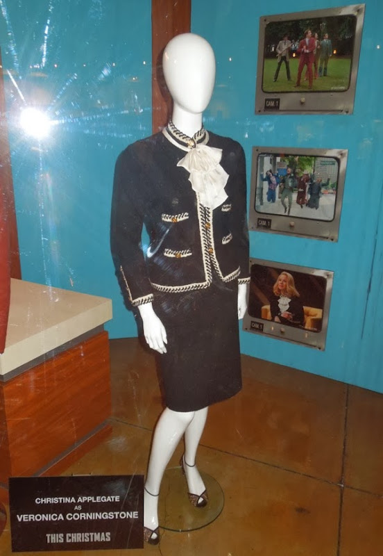 Christina Applegate Veronica Corningstone Anchorman 2 movie costume