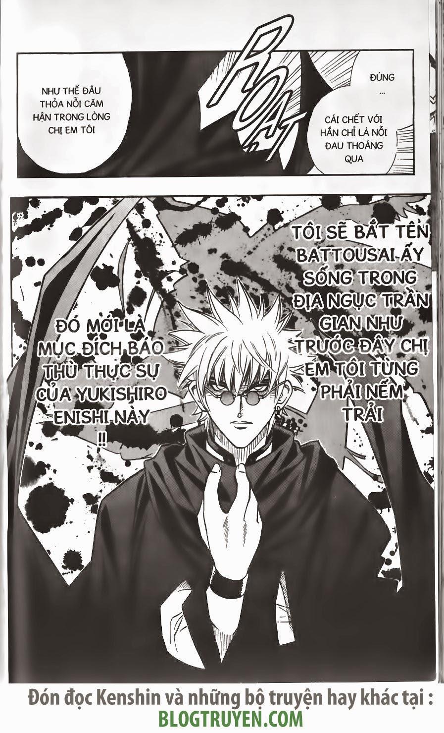 Rurouni Kenshin chap 156 trang 11