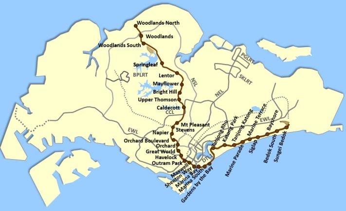 The Thompson-East Coast Line