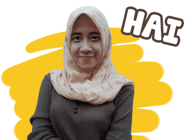 Sticker WhatsApp Hijaber Young Dea