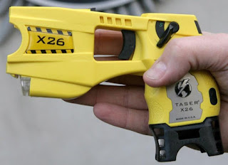 Elk Grove Man Tasered, Arrested on Multiple Charges Following Alleged Domestic Violence Incident