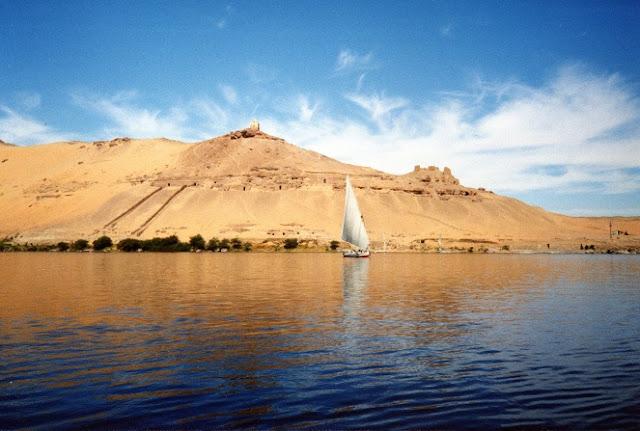 Karomah Sayyidina Umar Saat Menyikapi Tradisi Pemberian Tumbal Sungai Nil