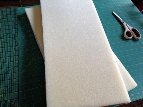 American Doll Bunk Bed Mattress Foam Cut