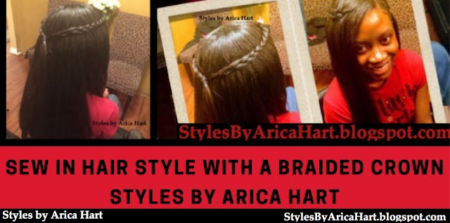 Sewin, protective styles