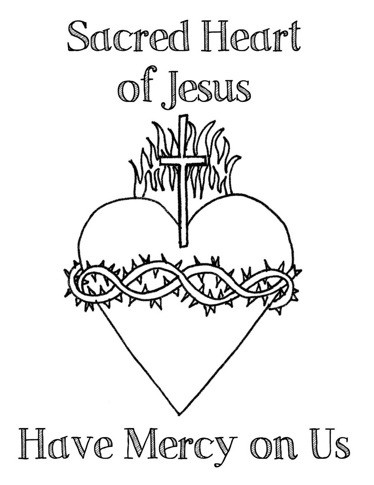 Look to Him and be Radiant: The Sacred Heart of Jesus and