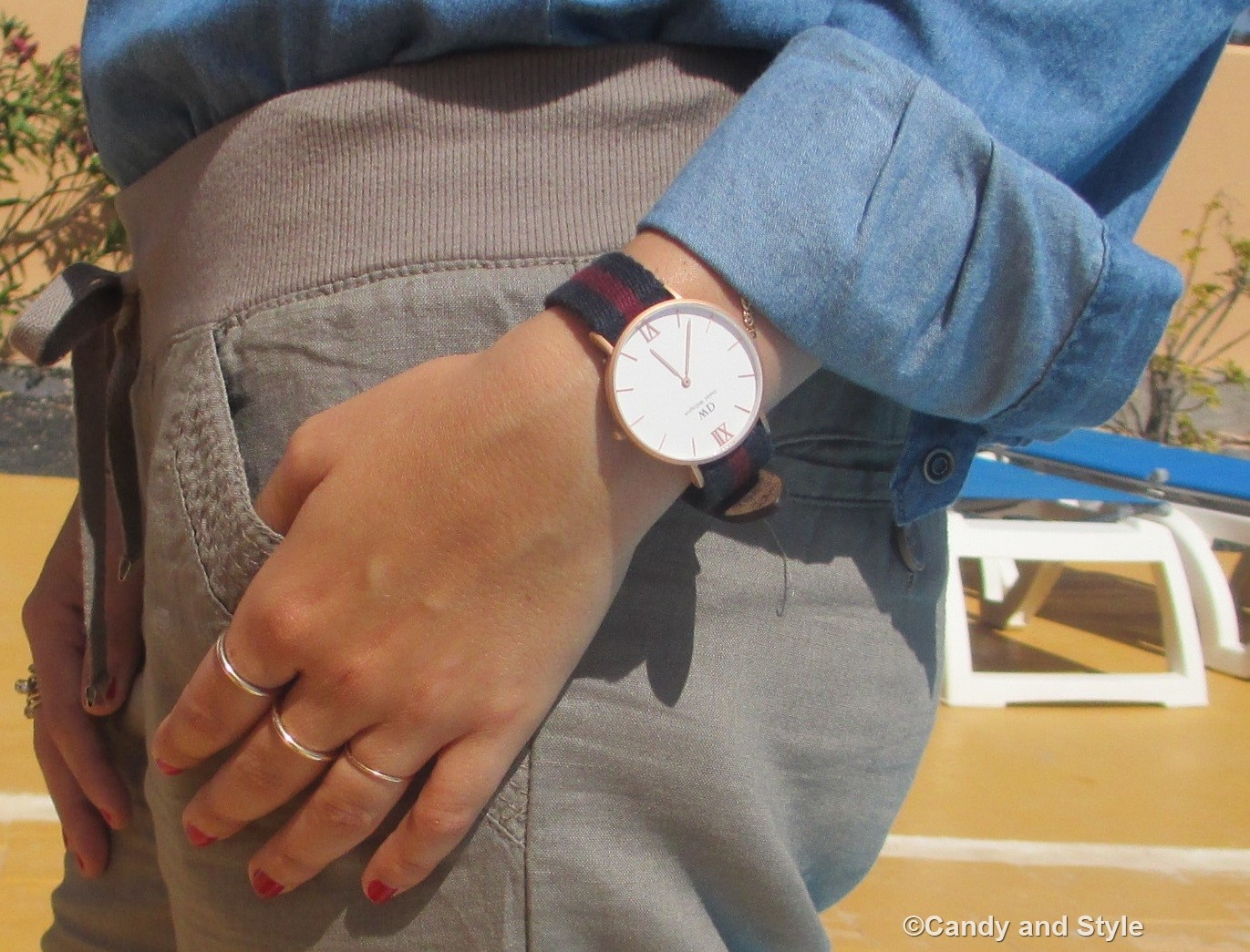 Daniel Wellington Watch - Details