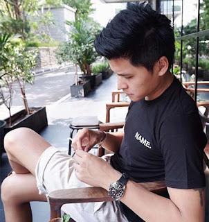 Steven Tanady Ganteng