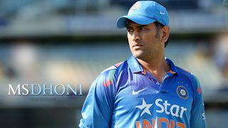 MS Dhoni's Biography and Record