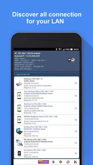 Network Scanner Unlocked Apk