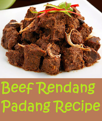 Beef Rendang Padang Recipe Cnn S 2011 Most Delicious Food In The World