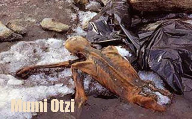 Foto Mumi misterius Similaun