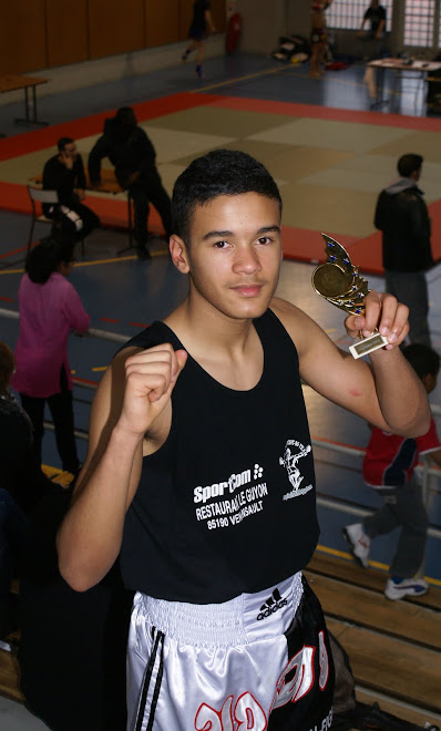 MARVIN CHAMPION NATIONAL ASSAUT MINIME -60KG 2013