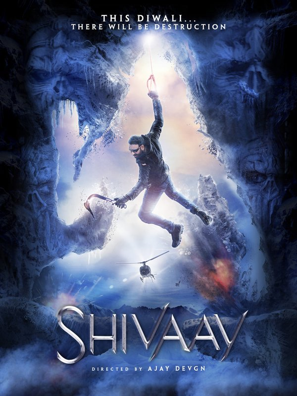 full cast and crew of bollywood movie Shivaay 2017 wiki, Ajay Devgn, Erika Kaar story, release date, Actress name poster, trailer, Photos, Wallapper