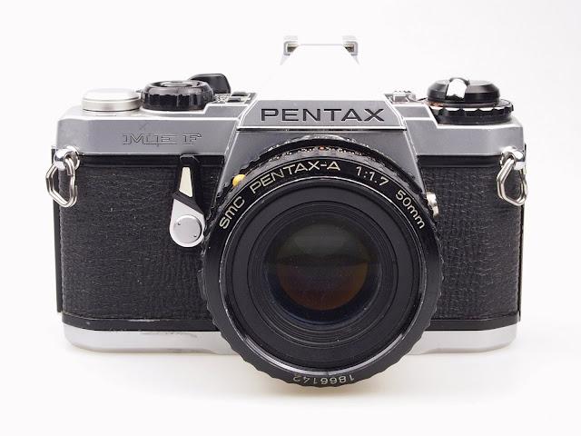 Pentax ME F (Japan, 1981)