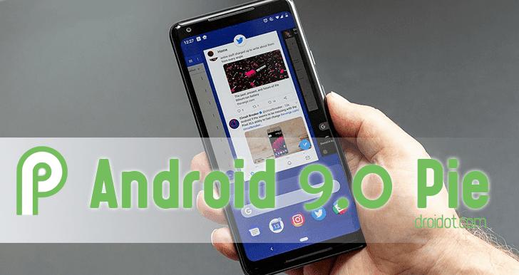 Android 9.0 Pie: Penerus Oreo Siap di Rilis