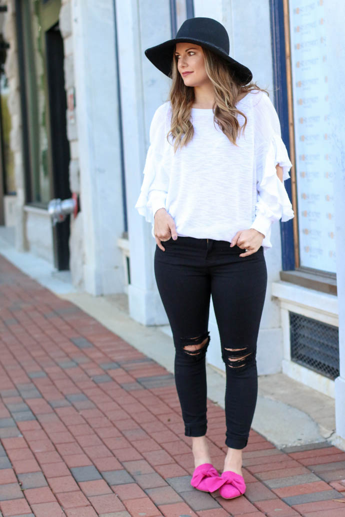 south carolina fashion blogger