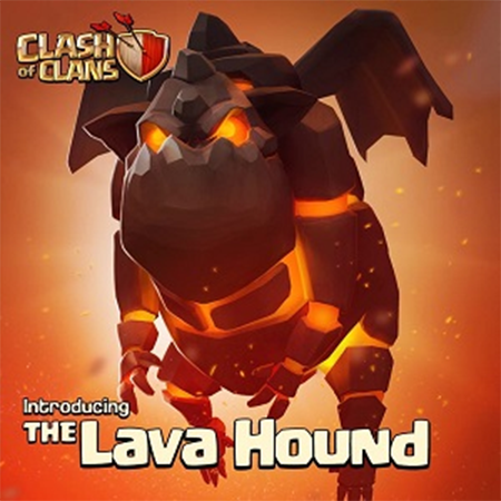 Lava Hound COC