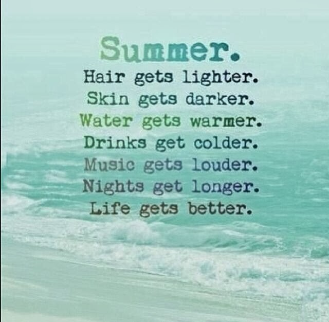 Summer Come Back Quotes