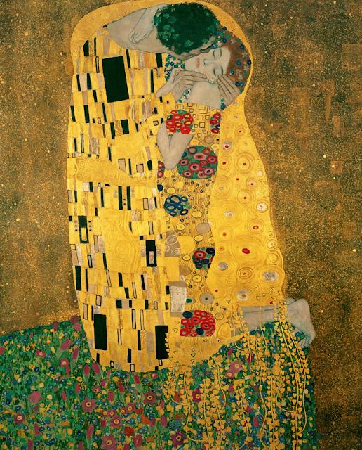 Поцелуй картина Климта фото. Картина Поцелуй Густав Климт фото