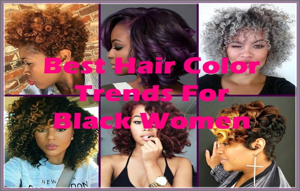 Best Hair Color Ideas for Black Women - Hair Fashion Online