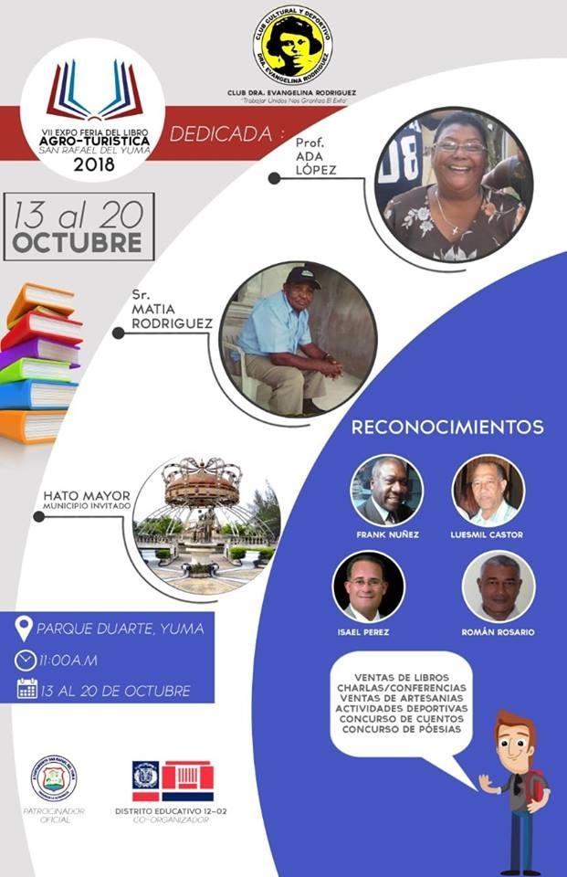 Feria del  Libro Reconocerá  al periodista y académico-investigador, Luesmil Castor Paniagua
