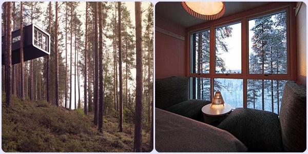Treehotel-Harads-Suecia