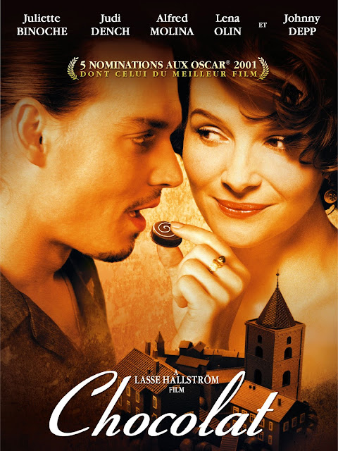 best travel films - Chocolat
