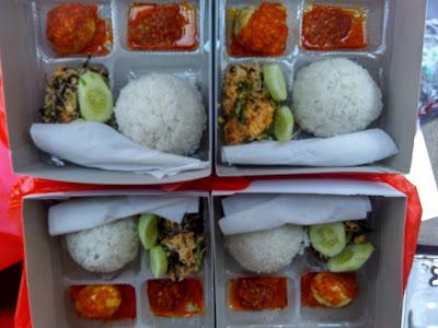 Paket Nasi Box ke Kawasan Industri Cilegon 2