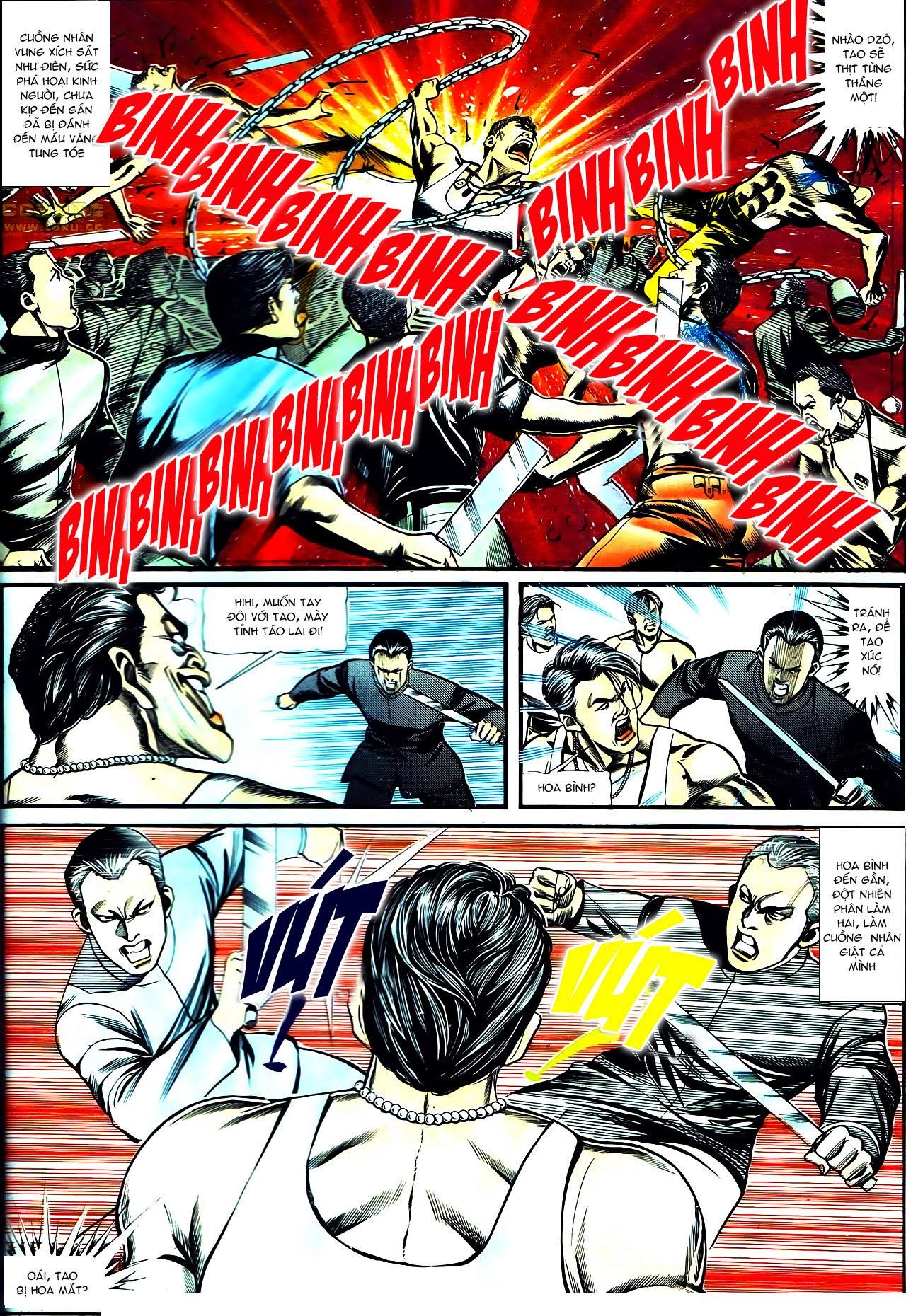Người Trong Giang Hồ chapter 126: bá chủ trang 27
