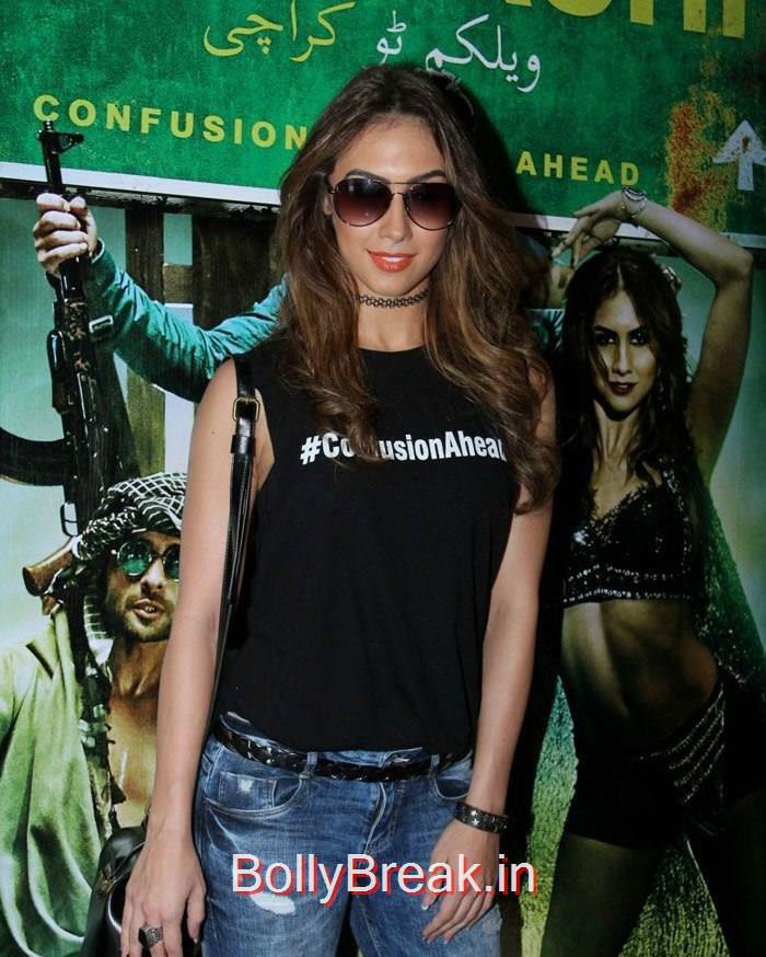 Lauren Gottlieb, HOt HD Pics of Lauren Gottlieb From 'Welcome 2 Karachi' Trailer Launch